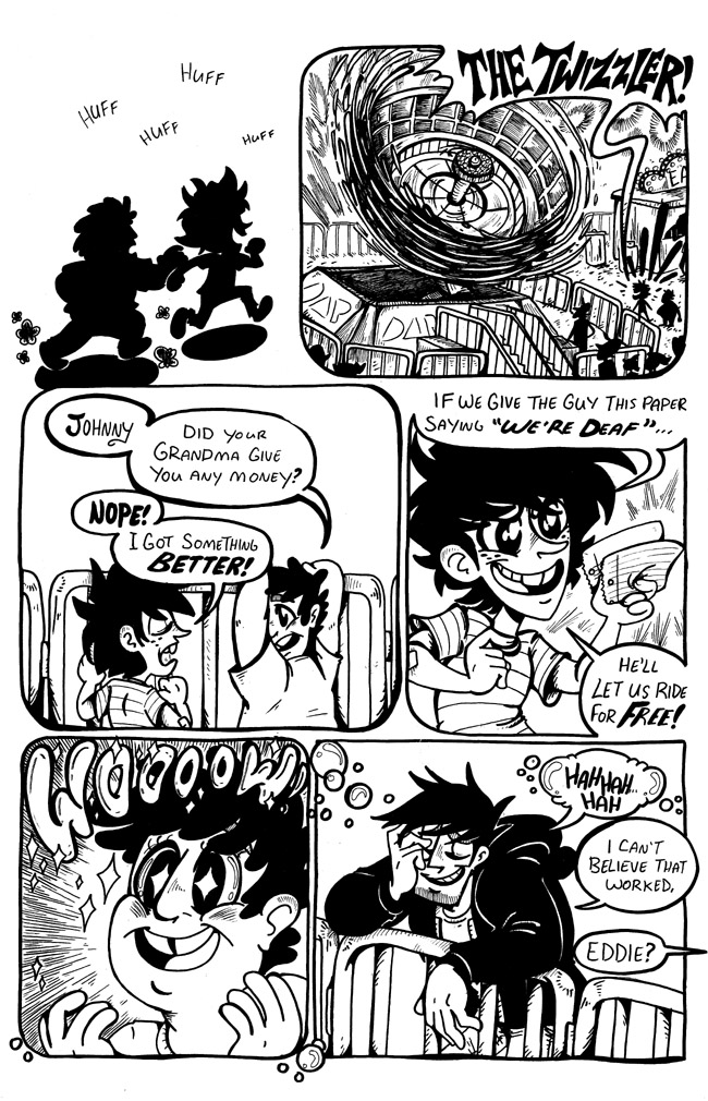 I'm so Tired page 11
