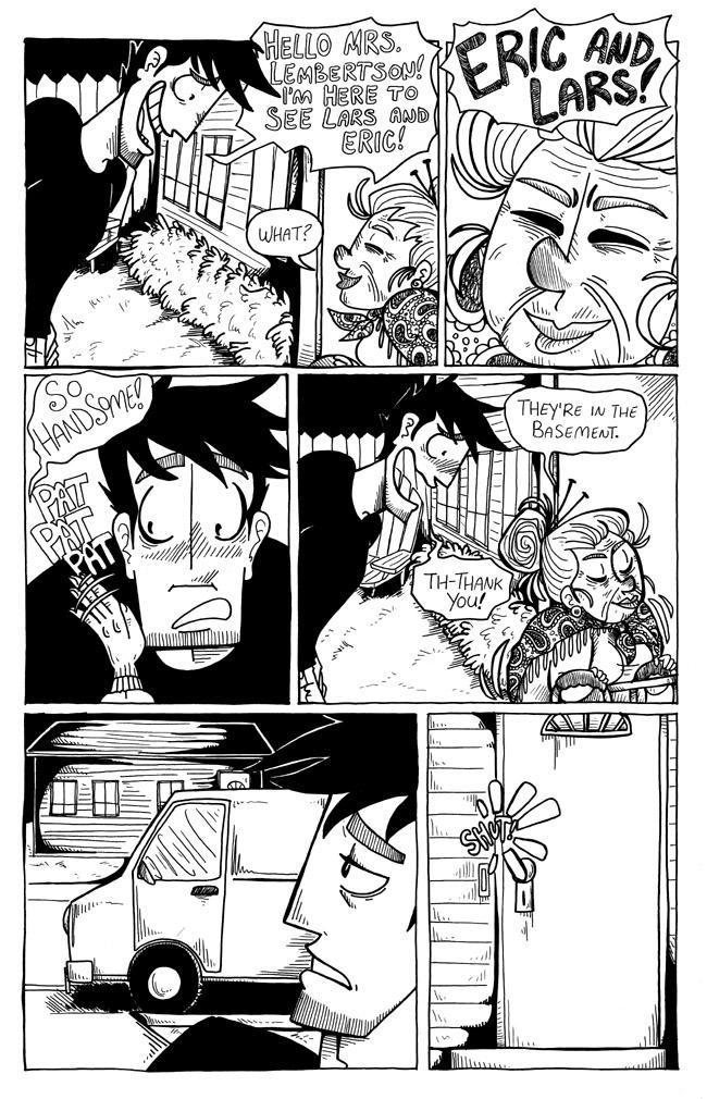 Hot Bat Page 3