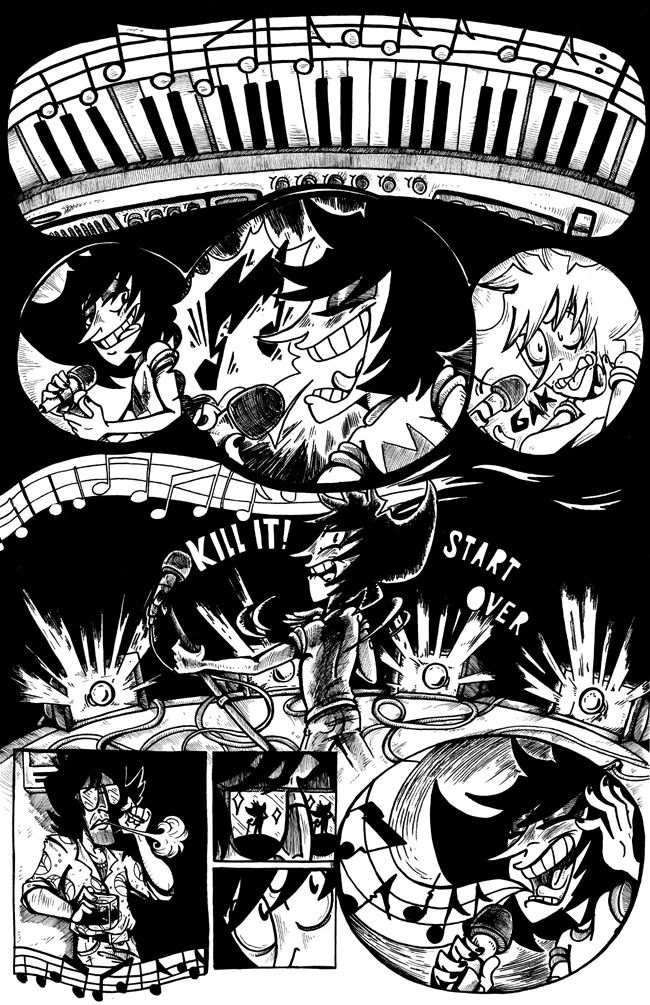 Light My Fire page 03