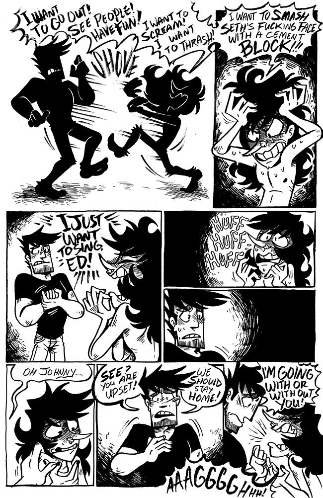 Goodbye Weekend page 23
