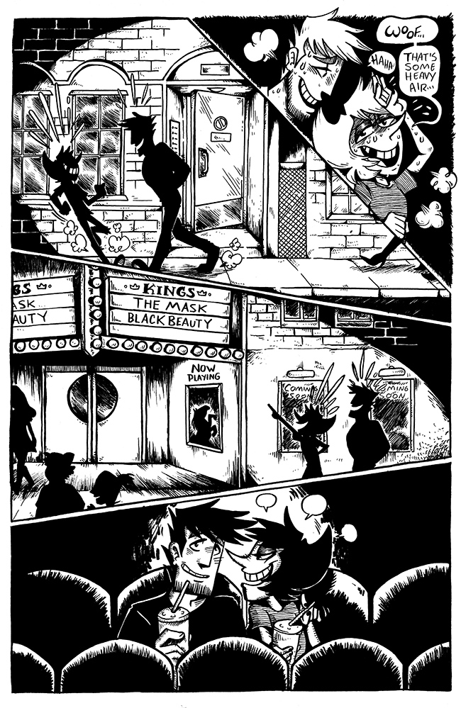 Goodbye Weekend page 29