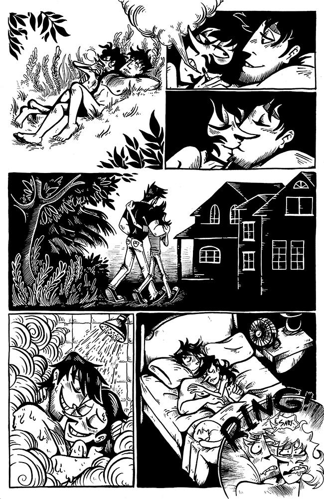 Goodbye Weekend page 37